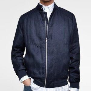 63f275f5 Men's Zara Jackets   Poshmark